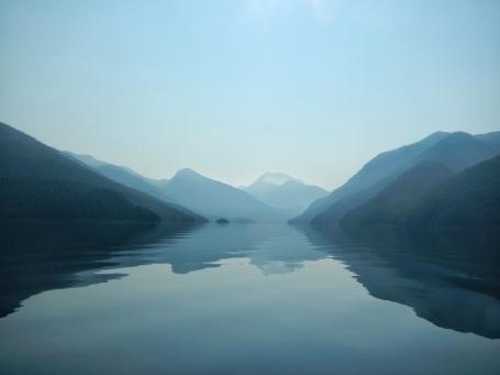 still-water
